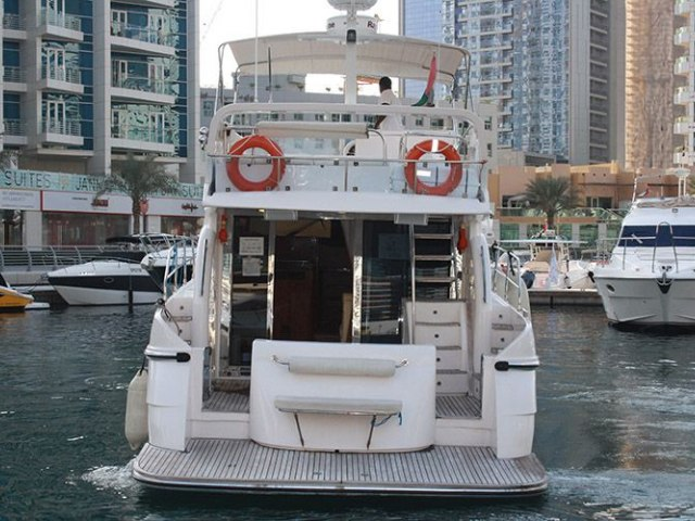 Cozmo 52 Ft Yacht Charter 13