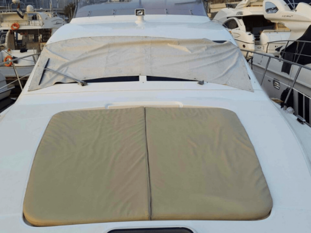 Cozmo 55 Ft Yacht Charter 13