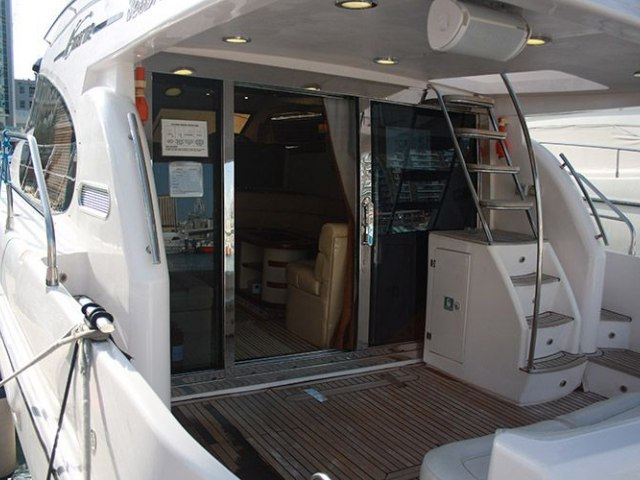 Cozmo 52 Ft Yacht Charter 14