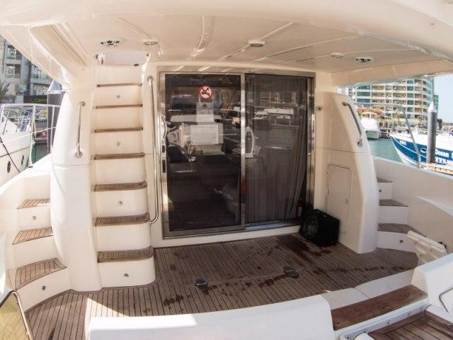 Cozmo 55 Ft Yacht Charter 14