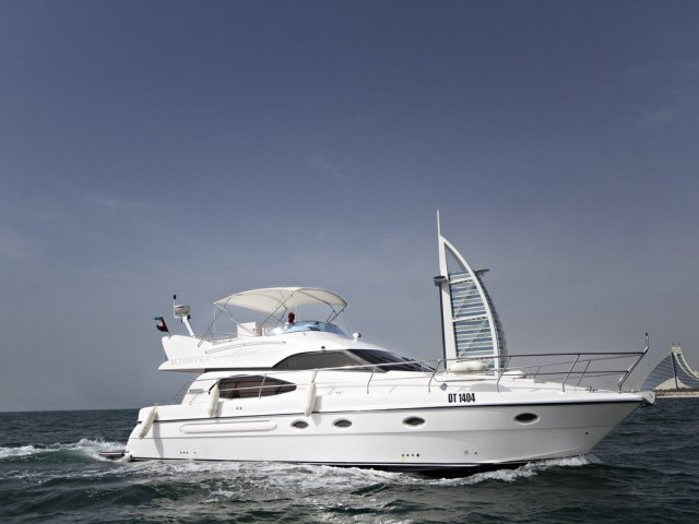 Xclusive 53 Ft Yacht Rental 1