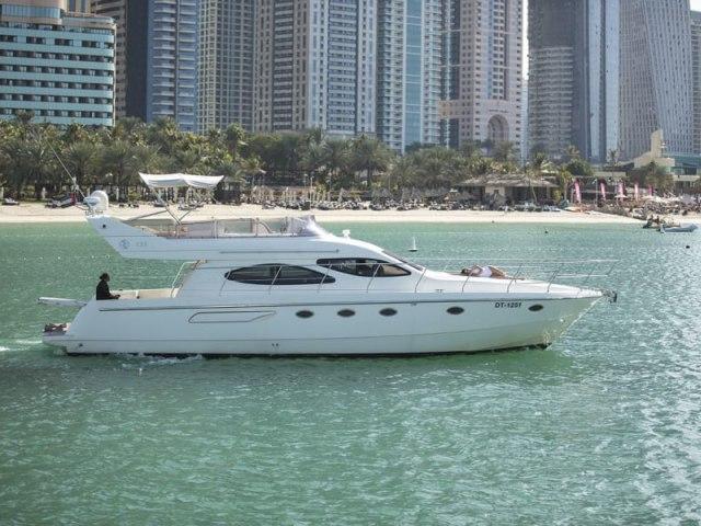 Cozmo 55 Ft Yacht Charter 1
