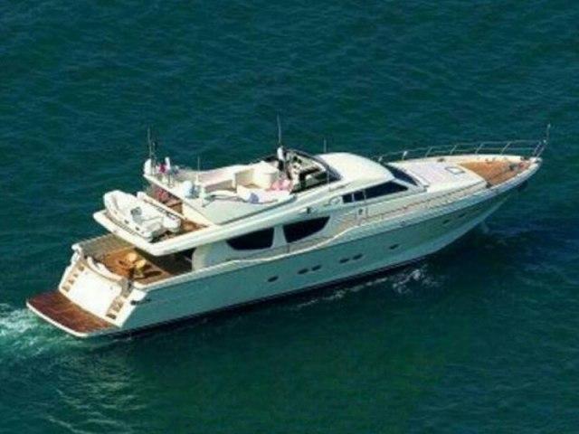 Cozmo 85 Ft Yacht Rental 1