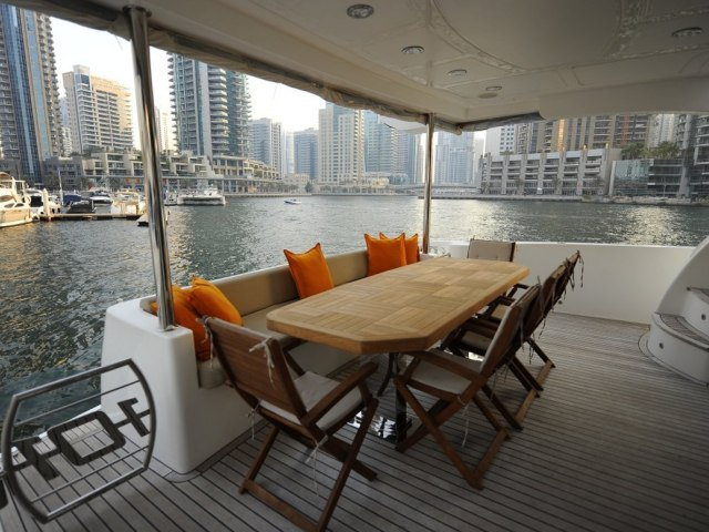 Xclusive 101 Ft Yacht Charter 4