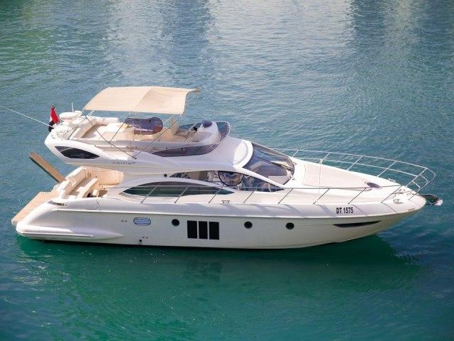 Xclusive 48 Ft Yacht Rental 6