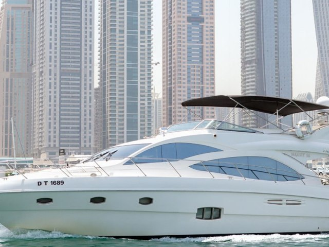 Xclusive 56 Ft Yacht Charter 1