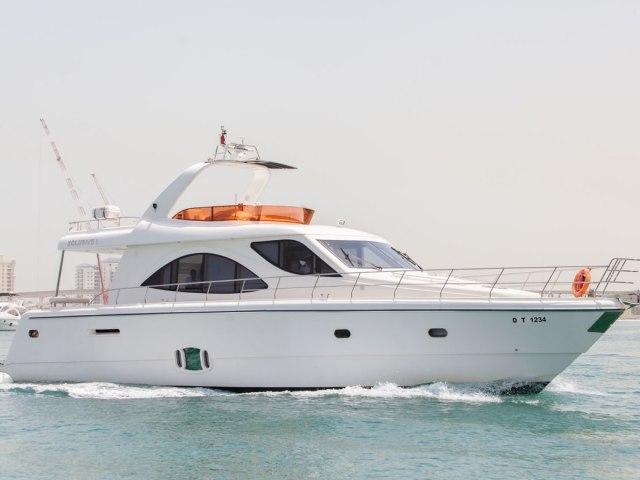 Xclusive 70 Ft Yacht Charter 1
