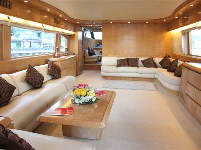 Xclusive 78 Ft Yacht Charter 4
