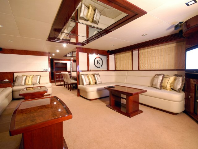 Xclusive 86 Ft Yacht Charter 2
