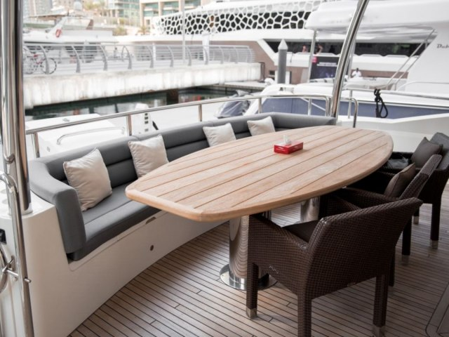 Xclusive 95 Ft Yacht Charter 2