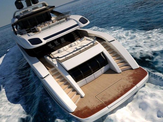 Xclusive 145 Ft Yacht Rental 5