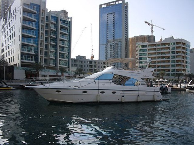 Cozmo 52 Ft Yacht Charter 3