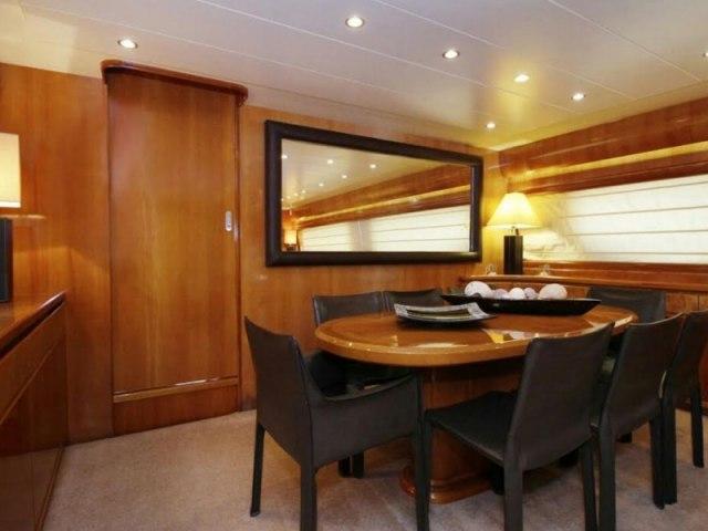 Cozmo 85 Ft Yacht Rental 6