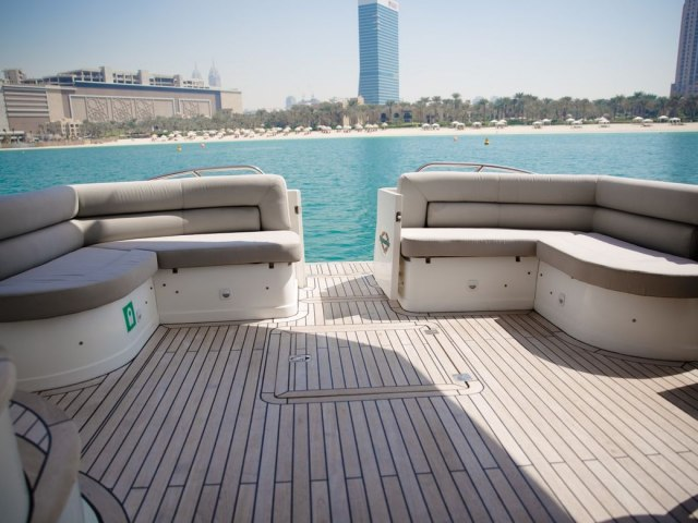 Xclusive 55 Ft Yacht Rental 4