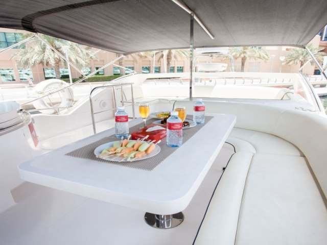 Xclusive 56 Ft Yacht Charter 7
