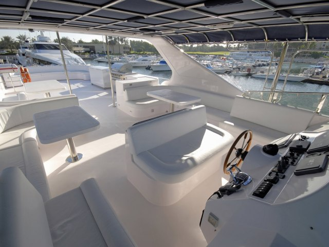 Xclusive 86 Ft Yacht Charter 3