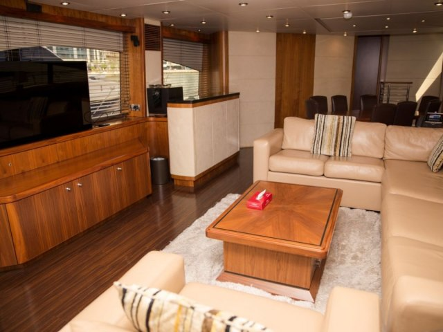 Xclusive 95 Ft Yacht Charter 4