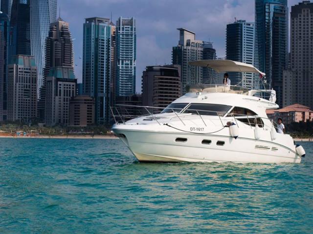 Cozmo 45 Ft Yacht Rental 16