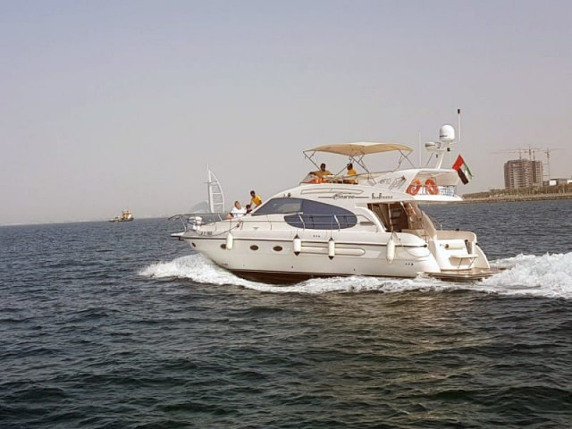 Cozmo 52 Ft Yacht Charter 2