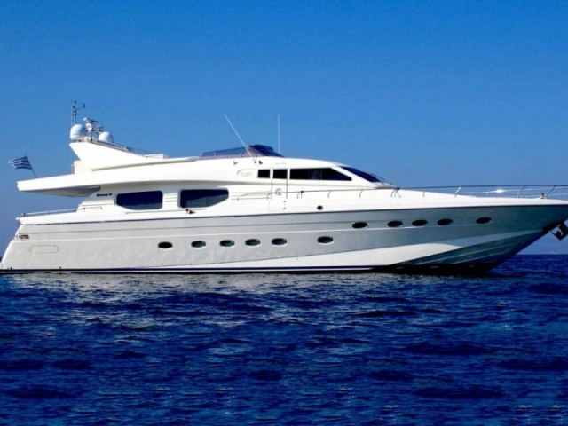 Cozmo 85 Ft Yacht Rental 2