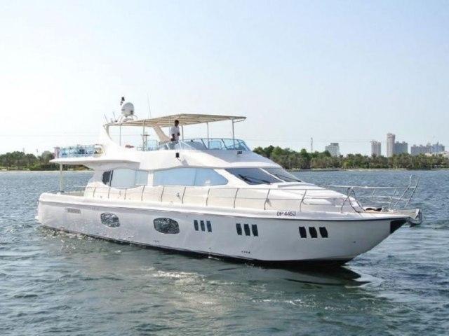 Cozmo 90 Ft Yacht Charter 1