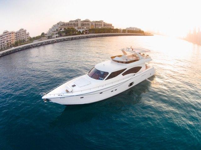 RY 85 Ft Yacht Rental 1