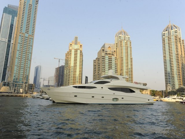 Xclusive 101 Ft Yacht Charter 1