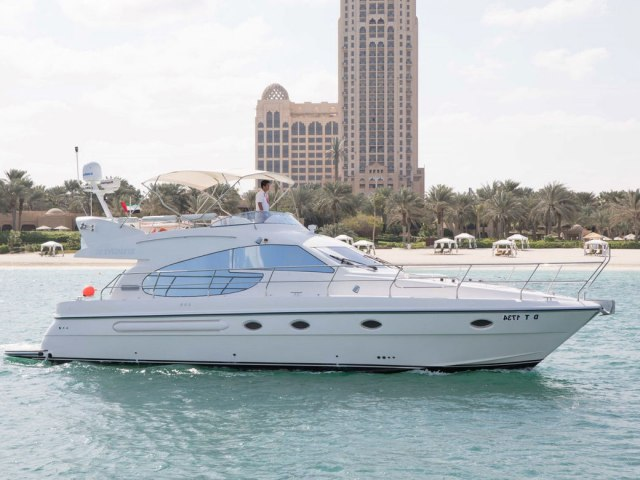 Xclusive 52 Ft Yacht Charter 2