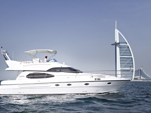 Xclusive 53 Ft Yacht Rental 2