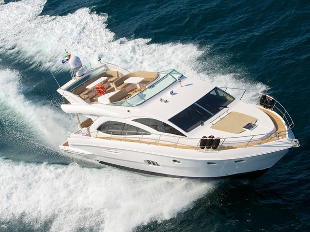 Xclusive 56 Ft Yacht Charter 2