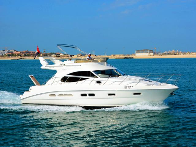 Cozmo 45 Ft Yacht Rental 4