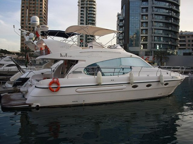 Cozmo 52 Ft Yacht Charter 15