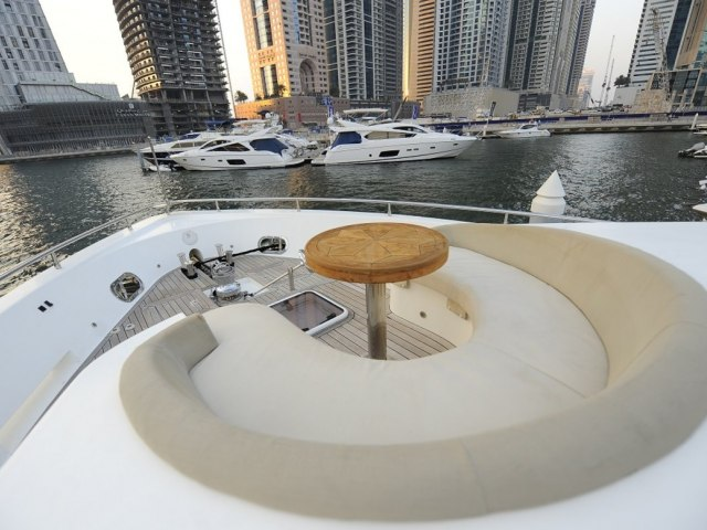 Xclusive 101 Ft Yacht Charter 3