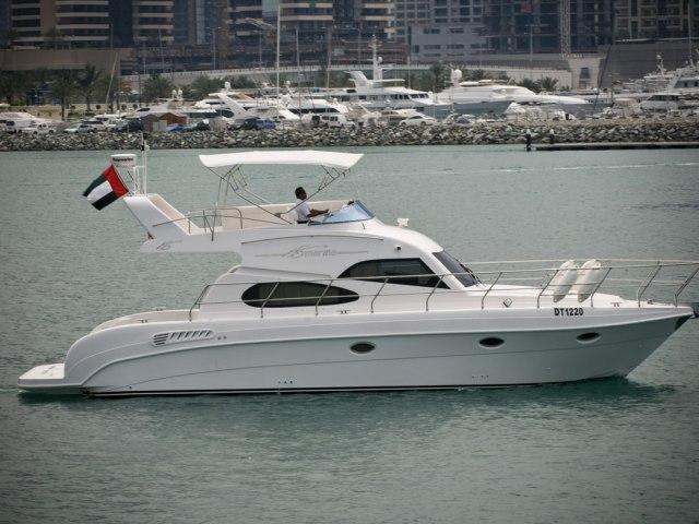 Xclusive 48 Ft Al Shalli Yacht Charter 8