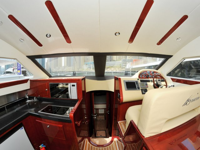 Xclusive 53 Ft Yacht Rental 3