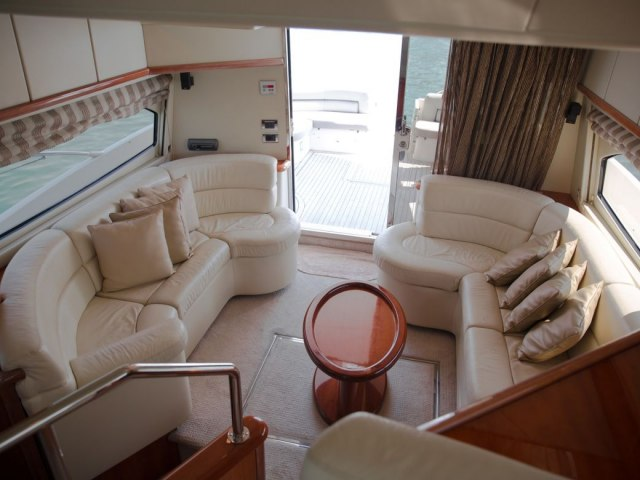 Xclusive 55 Ft Yacht Rental 5