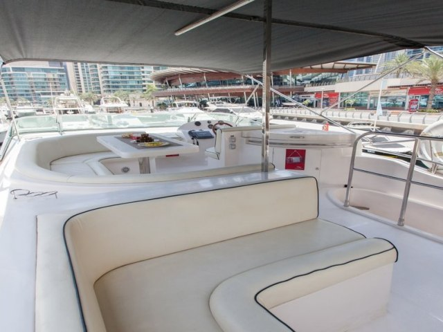 Xclusive 56 Ft Yacht Charter 8