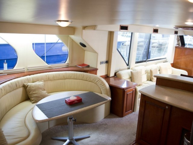 Xclusive 64 Ft Yacht Rental 8