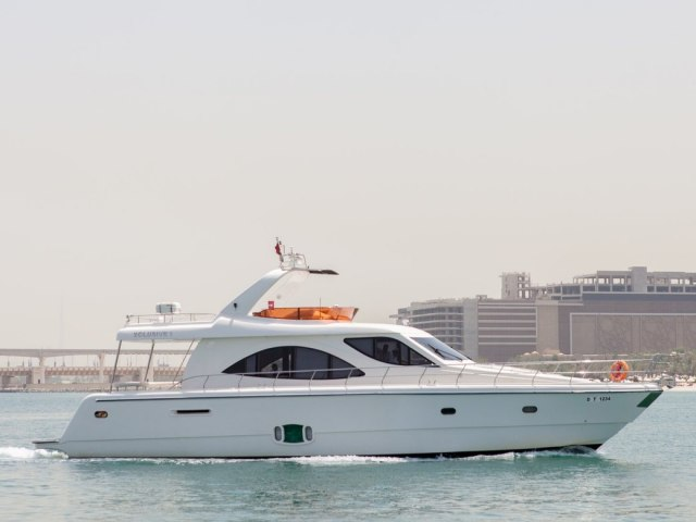 Xclusive 70 Ft Yacht Charter 6