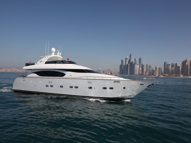 Xclusive 78 Ft Yacht Charter 7