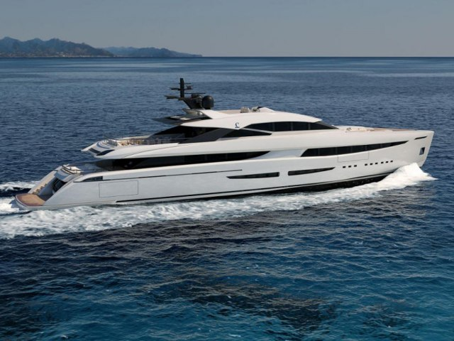 Xclusive 145 Ft Yacht Rental 1