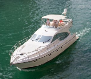 Xclusive 52 Ft Yacht Charter