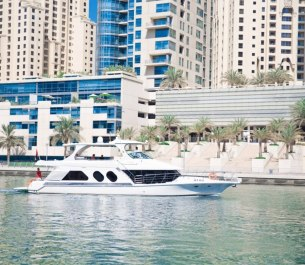 Xclusive 64 Ft Yacht Rental