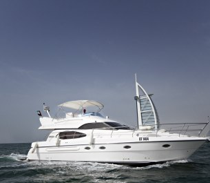 Xclusive 53 Ft Yacht Rental