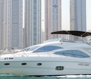 Xclusive 56 Ft Yacht Charter