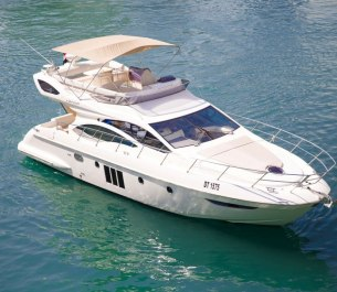 Xclusive 48 Ft Yacht Rental