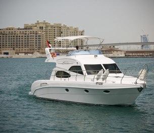 Xclusive 48 Ft Al Shalli Yacht Charter