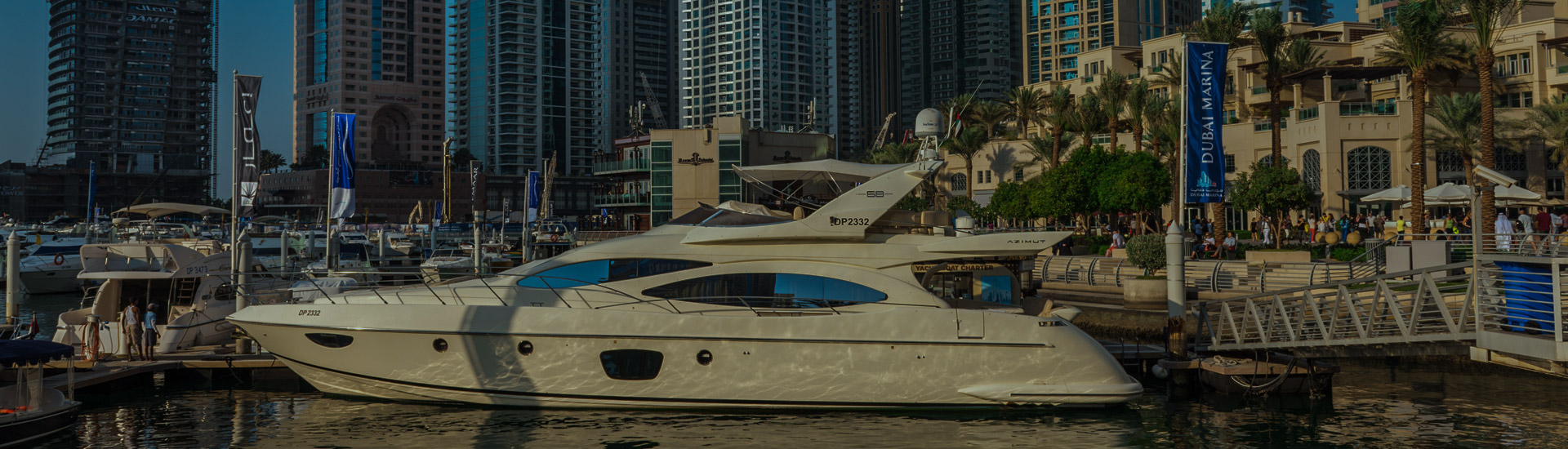 Luxury Yacht Charters in Dubai and the UAE