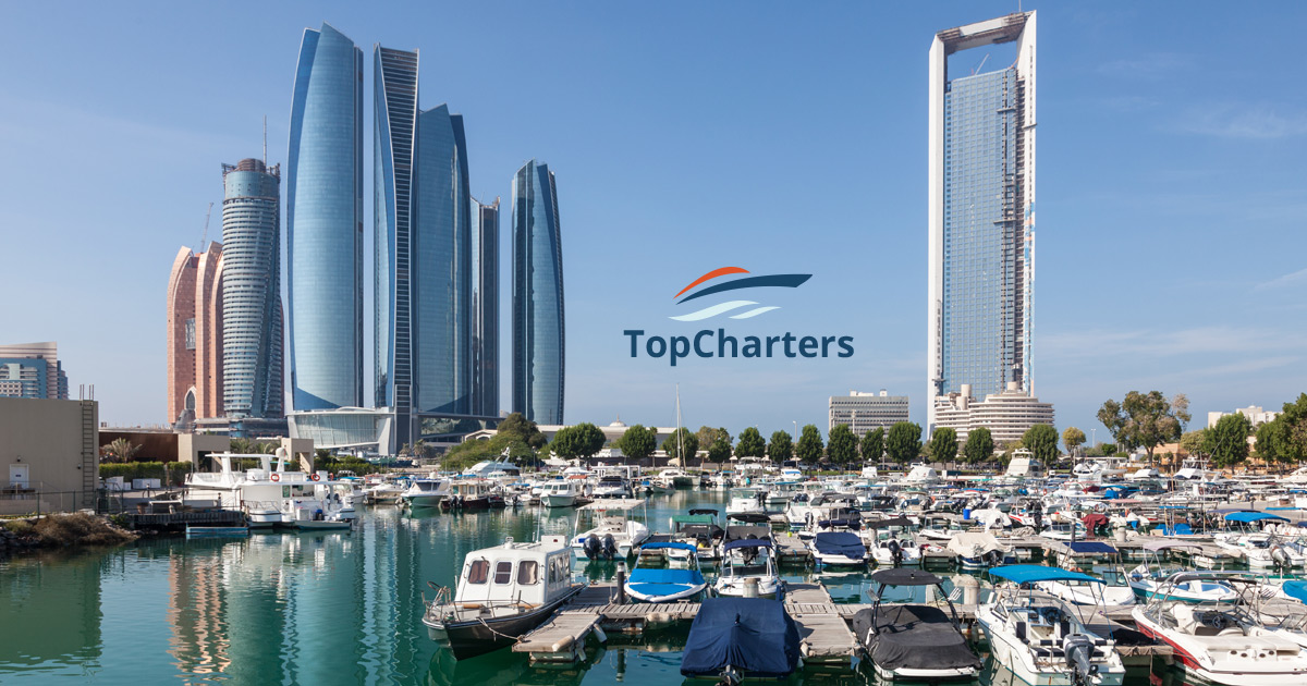 Top 5 Yacht Charters in Abu Dhabi 2018