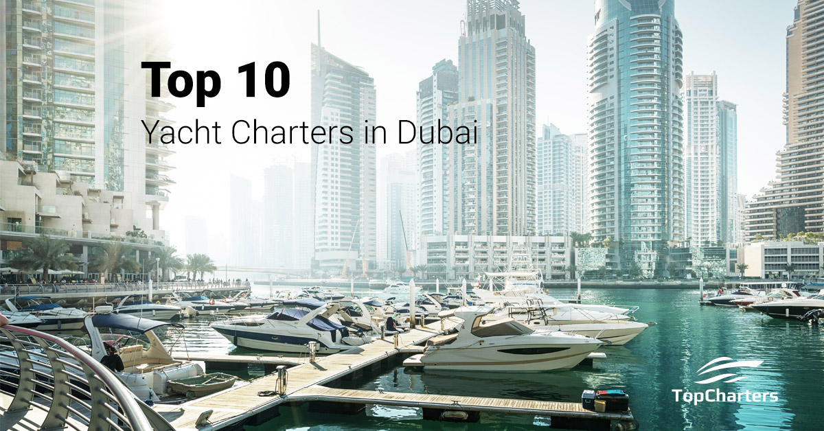 Top 10 Yacht Rental Companies in Dubai